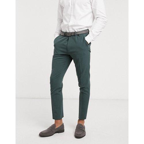 Pantalon de costume super slim - forêt - ASOS DESIGN - Modalova