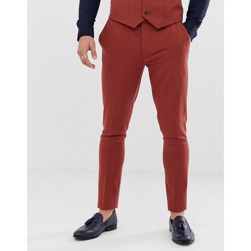 Pantalon de costume ultra slim - Henné brûlé - ASOS DESIGN - Modalova