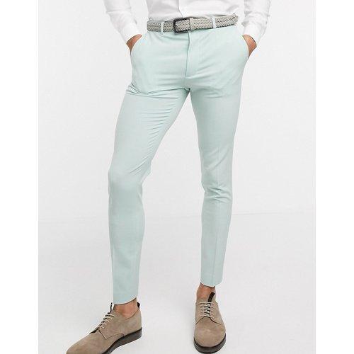 Pantalon de costume ultra slim - menthe - ASOS DESIGN - Modalova