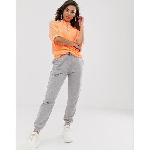 Pantalon de jogging basique avec lien à nouer - ASOS DESIGN - Modalova