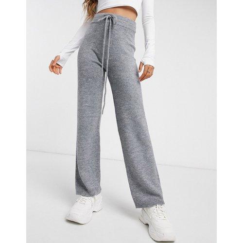 Pantalon en maille - ASOS DESIGN - Modalova