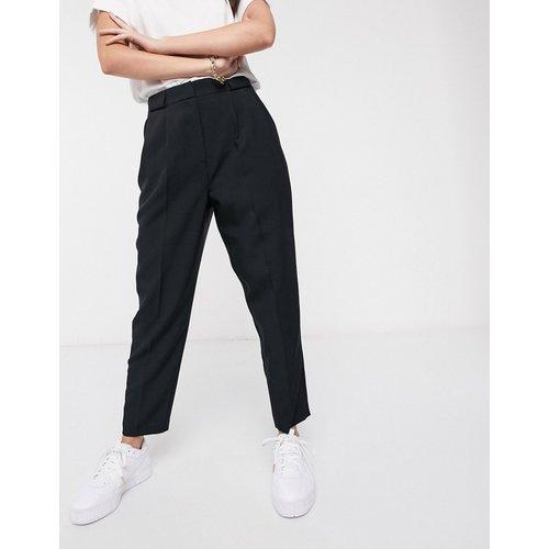 Pantalon habillé ajusté et fuselé - ASOS DESIGN - Modalova