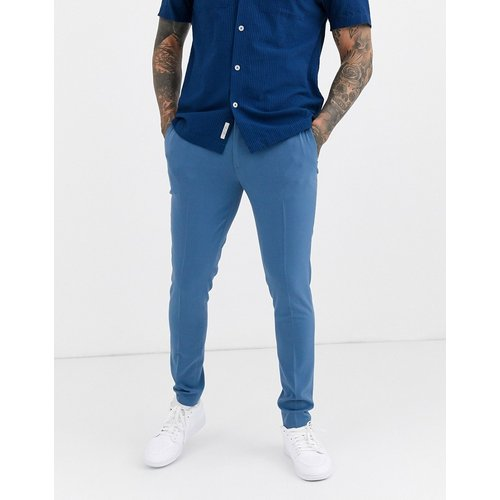 Pantalon habillé ultra slim - pétrole - ASOS DESIGN - Modalova