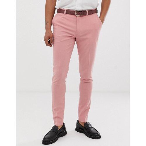 Pantalon habillé ultra slim - thé sombre - ASOS DESIGN - Modalova