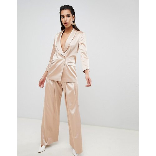 Pantalon large ajusté pour les grandes occasions - ASOS DESIGN - Modalova