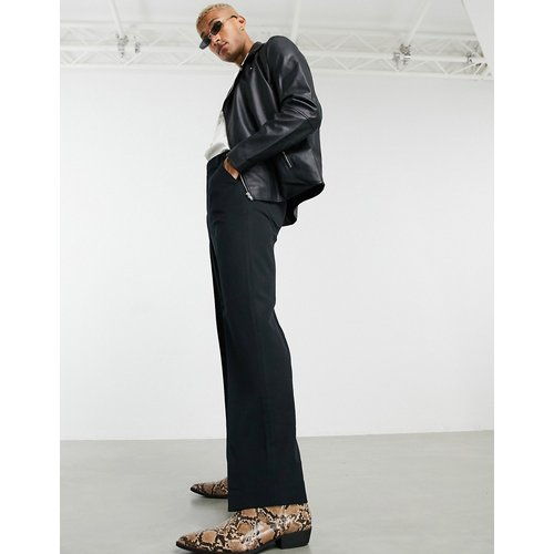 Pantalon large habillé - ASOS DESIGN - Modalova