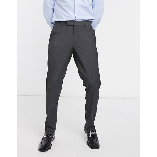 Pantalon slim élégant - Anthracite - ASOS DESIGN - Modalova