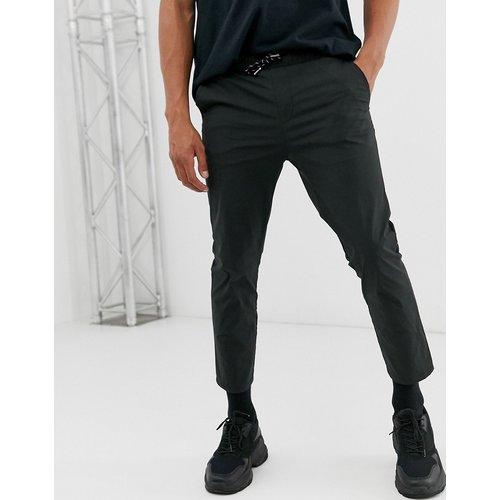 Pantalon slim en nylon - ASOS DESIGN - Modalova