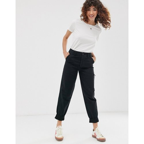 Pantalon slim style militaire - ASOS DESIGN - Modalova