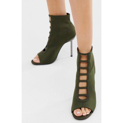 Paramount - Chaussures en maille à talon - ASOS DESIGN - Modalova