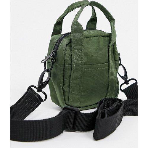 Petit sac fonctionnel à bandoulière et poignées - Kaki - ASOS DESIGN - Modalova