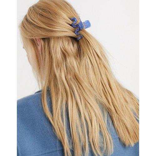 Pince à cheveux en résine marbrée - ASOS DESIGN - Modalova