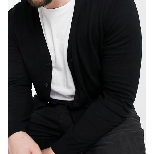 Plus - Cardigan en maille - ASOS DESIGN - Modalova
