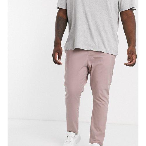 Plus - Pantalon chino ajusté longueur cheville - chaud - ASOS DESIGN - Modalova
