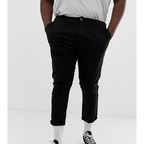 Plus - Pantalon chino slim court - ASOS DESIGN - Modalova