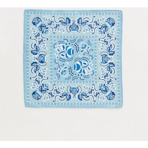 Pochette motif cachemire - ASOS DESIGN - Modalova