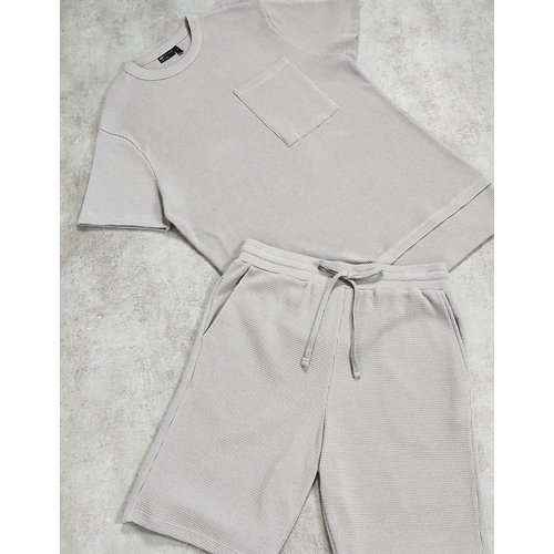 Pyjama confort - gaufré - ASOS DESIGN - Modalova