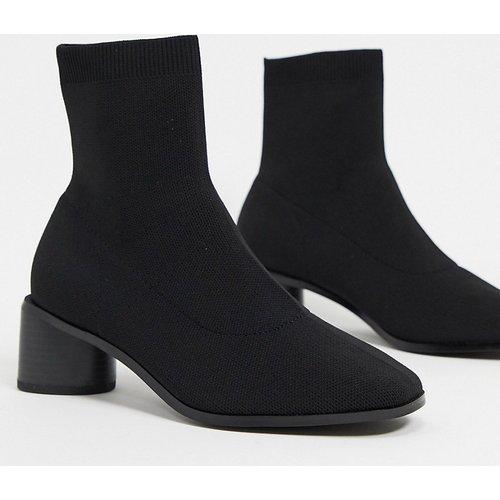 Radley - Bottes chaussettes larges en maille à talons - ASOS DESIGN - Modalova