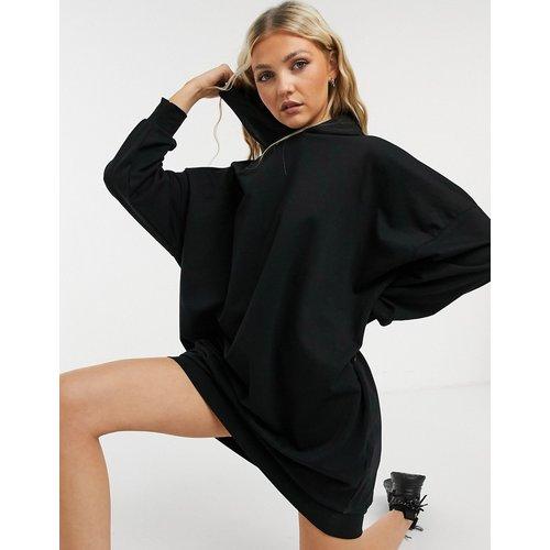 Robe pull oversize à capuche - ASOS DESIGN - Modalova
