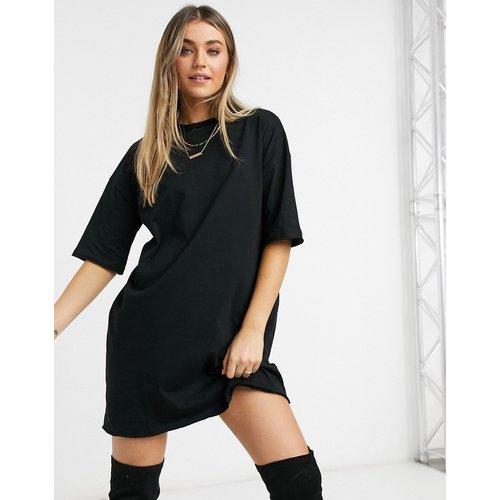 ASOS DESIGN - Robe t-shirt - Noir - ASOS DESIGN - Modalova