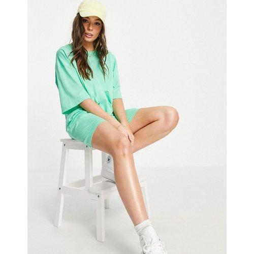 Robe t-shirt oversize - pomme - ASOS DESIGN - Modalova