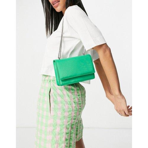 Sac porté épaule ajustable et matelassé - Vert - ASOS DESIGN - Modalova