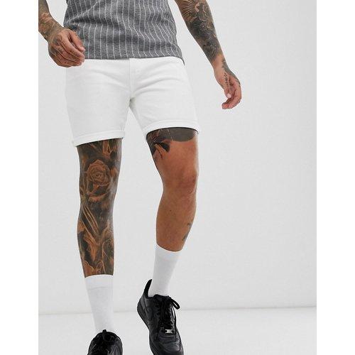 Short skinny en jean - ASOS DESIGN - Modalova