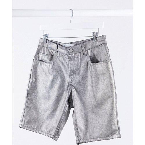 Short slim en jean - ASOS DESIGN - Modalova