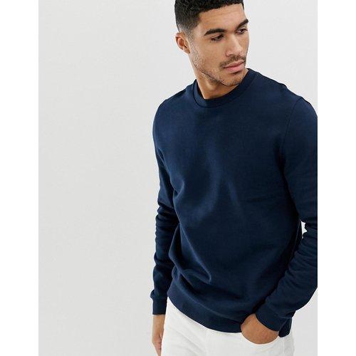 Sweat-shirt - Bleu marine - ASOS DESIGN - Modalova