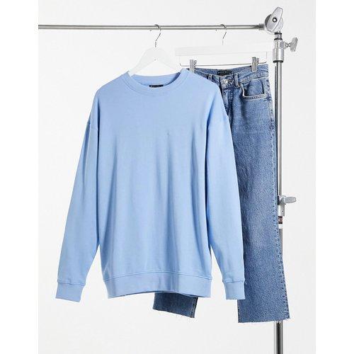 Sweat-shirtoversize en coton biologique - ASOS DESIGN - Modalova
