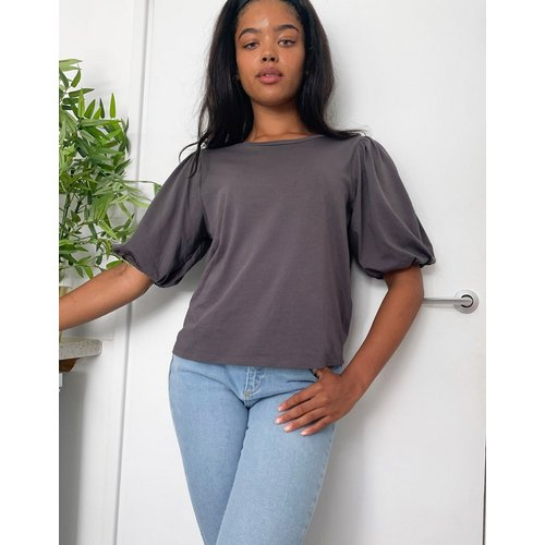 T-shirt à manches bouffantes - ASOS DESIGN - Modalova