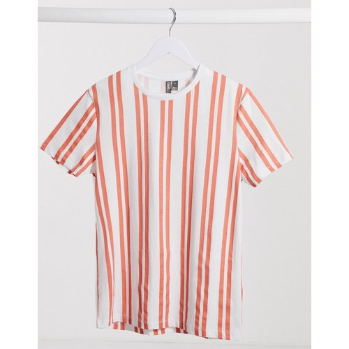 T-shirt à rayures verticales - ASOS DESIGN - Modalova