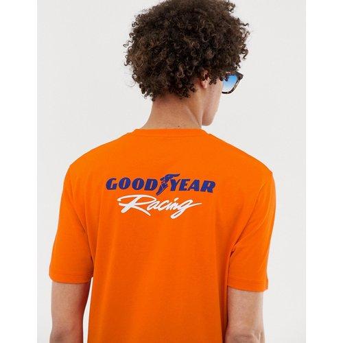 T-shirt décontracté avec imprimé Goodyear sur le devant - ASOS DESIGN - Modalova