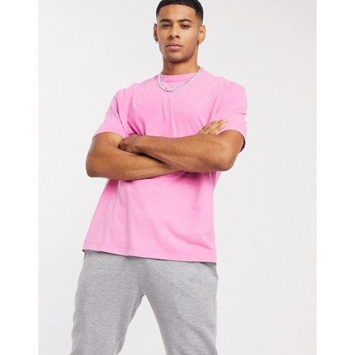T-shirt décontracté - Rose délavé - ASOS DESIGN - Modalova