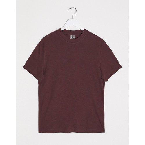 T-shirt en coton biologique - ASOS DESIGN - Modalova