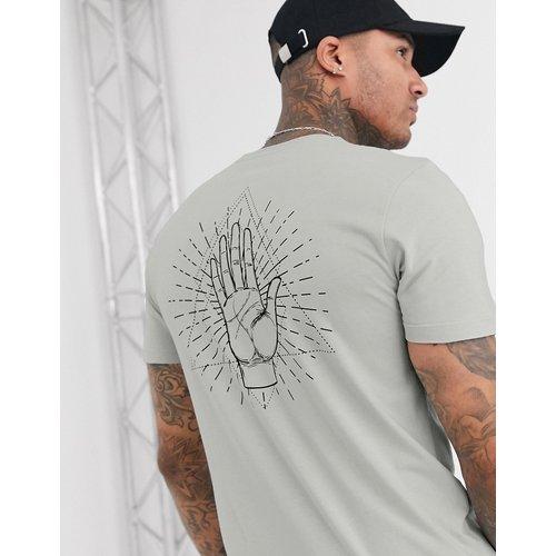 T-shirt imprimé palmier - ASOS DESIGN - Modalova