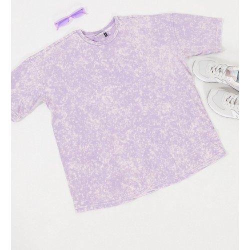 T-shirt oversize à effet décoloré - ASOS DESIGN - Modalova