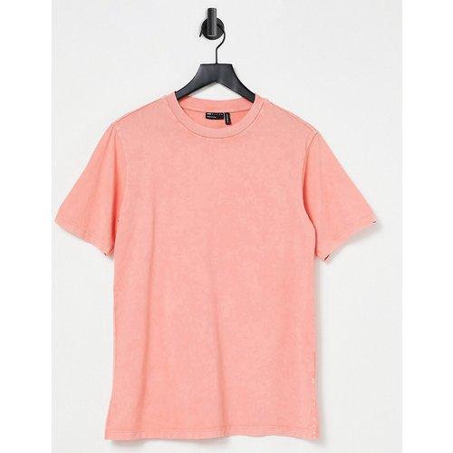 T-shirt oversize - Corail délavé - ASOS DESIGN - Modalova