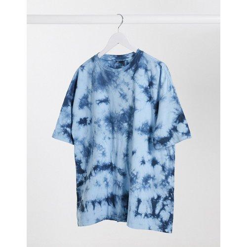T-shirt oversize effet tie-dye ton sur ton - ASOS DESIGN - Modalova