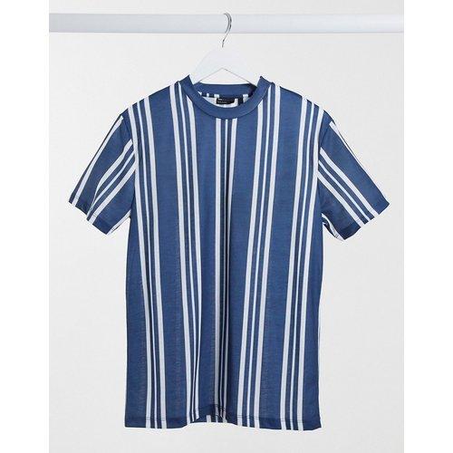T-shirt rayé à manches courtes - et blanc - ASOS DESIGN - Modalova
