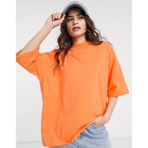 T-shirt ultra oversize fendu sur le côté - ASOS DESIGN - Modalova