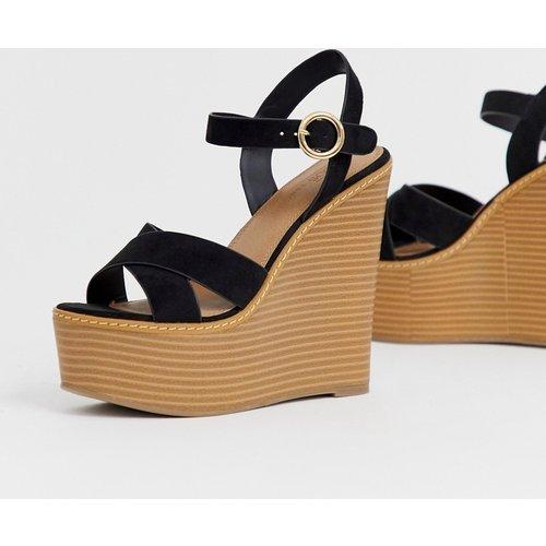 Talia - Chaussures compensées à talons hauts - ASOS DESIGN - Modalova