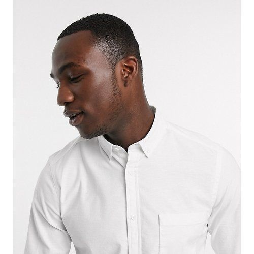 Tall - Chemise oxford coupe slim - ASOS DESIGN - Modalova