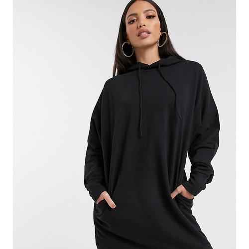 ASOS DESIGN Tall - Exclusivité - Robe sweat-shirt confort en tissu biologique - ASOS Tall - Modalova