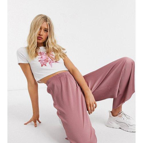 ASOS DESIGN Tall - Jupe-culotte plissée - ASOS Tall - Modalova