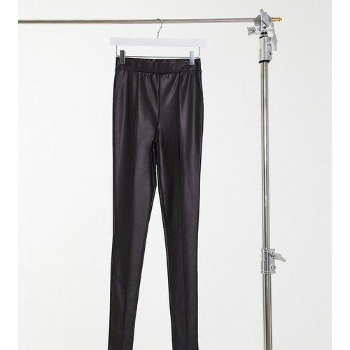 ASOS DESIGN Tall - Legging à nervures en cuir - ASOS Tall - Modalova