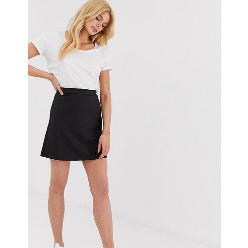 ASOS DESIGN Tall - Mini-jupe trapèze ajustée - ASOS Tall - Modalova