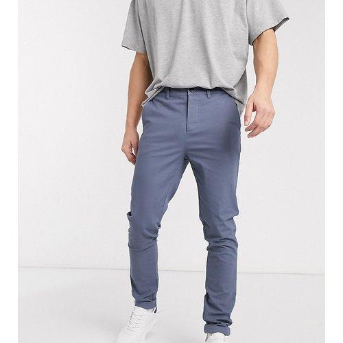 Tall - Pantalon chino ajusté - ASOS DESIGN - Modalova