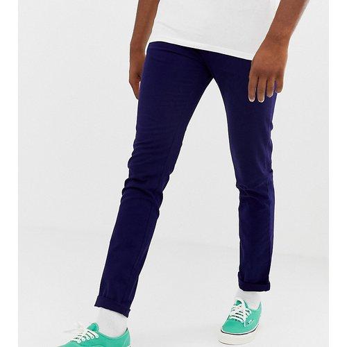 Tall - Pantalon chino skinny - profond - ASOS DESIGN - Modalova