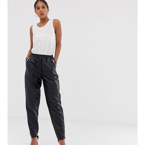 ASOS DESIGN Tall - Pantalon fuselé en similicuir - ASOS Tall - Modalova